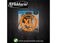 D'ADDARIO  EXP110 Coated Nickel Wound, Light, DADDARIO CLASSICAL GUITAR STRINGS