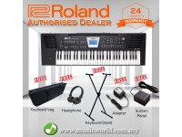 Roland BK-3 61 Keys Backing Keyboard (BK 3 / BK3)