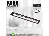 KORG microKEY2 61 USB Powered Keyboard MIDI Keyboard (Micro Key 61 / Microkey61)