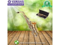 Yamaha YAS-26 Eb Alto Saxophone Alto Sax (YAS 26 / YAS26)