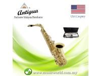 Antigua Alto Saxophone AS2150LN Beginner Alto Sax with Case