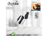 CHERUB Pick up Guitar Pickup Sound Hole Clip Pick-up (No Drill Needed)