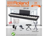 Roland FP-30 Digital Piano (FP30 / FP 30)