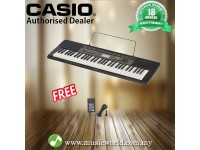 CASIO CTK2500 61 Key Portable Keyboard (CTK 2500 / CTK-2500)