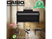CASIO AP460 CELVIANO DIGITAL PIANO - BLACK (AP 460 / AP-460)