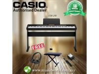 CASIO CDP230 88 KEY DIGITAL PIANO BUNDLE