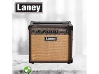LANEY LA15C ACOUSTIC GUITAR AMP 15 WATT GUITAR AMPLIFIER