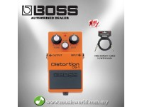 Boss DS-1 Distortion Guitar Effect Pedal (DS 1 / DS1)