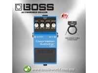 Boss CS-3 Compression Sustainer Guitar Pedal (CS3 / CS 3)