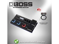 Boss GT-1 Guitar Effects Processor with Free Adaptor (GT1 / GT 1)
