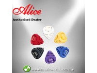 ALICE A010B Guitar Pick Holder Pick Case Random Colour