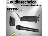 Audio Technica System 10 Microphone Stack mount Digital Wireless Systems