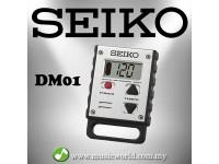 Seiko DM01 Credit Card Metronome