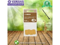YAMAHA Mouthpiece Patch Clarinet Saxophone Mouth Piece Protector Protect Mouthpiece 0.5 mm
