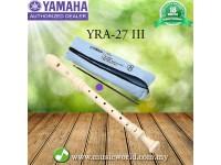 Yamaha Recorder YRA-27 III F Alto Recorder German (YRA27 / YRA 27)