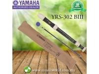 Yamaha Recorder YRS-302 BIII Professional Soprano Recorder  (YRS 302 / YRS302)