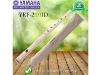Yamaha Recorder YRF-21//ID Fife ABS Resin Recorder Key of C (YRF21 / YRF 21)