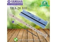 Yamaha Recorder YRA-28 BIII Alto Recorder Key of F (YRA28 / YRA 28)
