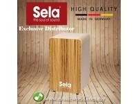 Sela® CaSela Zebrano Kit SE004 CAJON