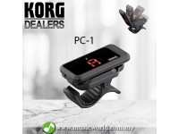 Korg PC1 Pitchclip Clip-on Chromatic Tuner (PC-1 / PC 1)