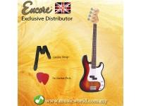 Encore E4SB Bass Guitar Sunburst