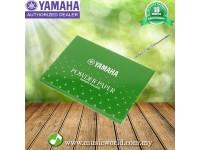 YAMAHA Powder Paper For Flute Key Clarinet Keys