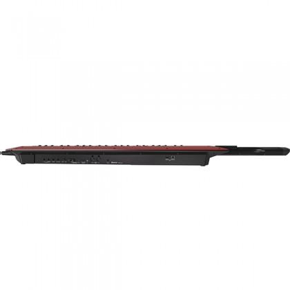 Roland AX-EDGE 49 Key USB MIDI Bluetooth Controller Synthesizer Keytar Black (AX EDGE)