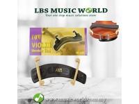 FOM ME044 Violin Shoulder Rest for 3/4 4/4 Violins
