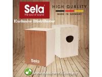 Sela SE 001 Snare Cajon Kit Compact Cajon Drum Kit Made in Germany