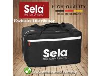 Sela SE005 Cajon Bag Black Colour Padded Tear Resistant Bag With Strap