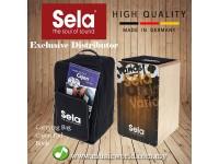 SELA SE 064 VARIOS GOLD Bundle Cajon Set Package