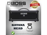 Boss Katana Head 100/50/0.5 Watt Guitar Amp with Internal speaker (KTN-Head)