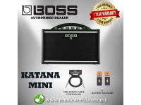 Boss Katana Mini 7 Watt Guitar Amplifier (KTN-MINI)