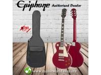 Epiphone Les Paul Standard Electric Guitar Cardinal Red
